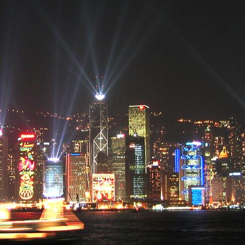 香港はWi-Fiがかなり整っていた