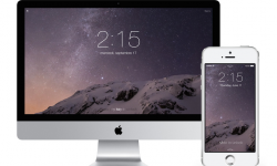 iOS Screensaver for OS X – MacでiOS(iPhone / iPad)風ロック画面を再現する無料スクリーンセーバー