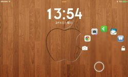 JellyLock7 – iPhone / iPadのロック画面にアプリランチャーを表示するJB App [要脱獄]