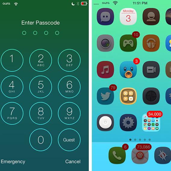 GuestMode – iPhone / iPadを人に安心して貸せる! ゲストモードを追加するJB App [要脱獄]
