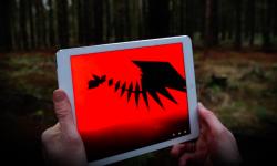 PolyFauna – レディオヘッド(Radiohead)が作る非日常空間を味わえる幻想的なアプリ