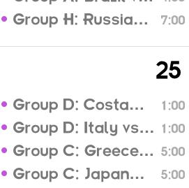 World Cupの日程をiPhoneやiPadのカレンダーに入れる超カンタンな方法。