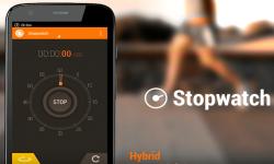 [Android] オススメ無料ストップウォッチアプリ3選と標準版との機能比較