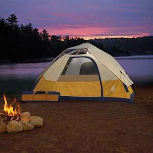 ヨーロッパ各地をテントでキャンプする世界が雄大すぎる。