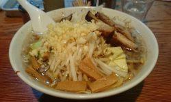ら・けいこ – 名古屋の二郎インスパイア系ラーメン店! 健康に悪い豚骨醤油極太麺はハマる味