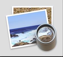 [Mac] 「プレビュー」でアプリ内の画像を一覧表示する方法