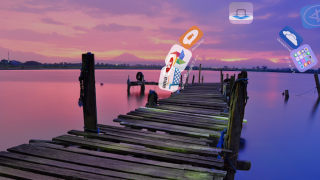 Cylinder – iPhone/iPadホーム画面のページ移動にアニメーションを追加するJB App [要脱獄]