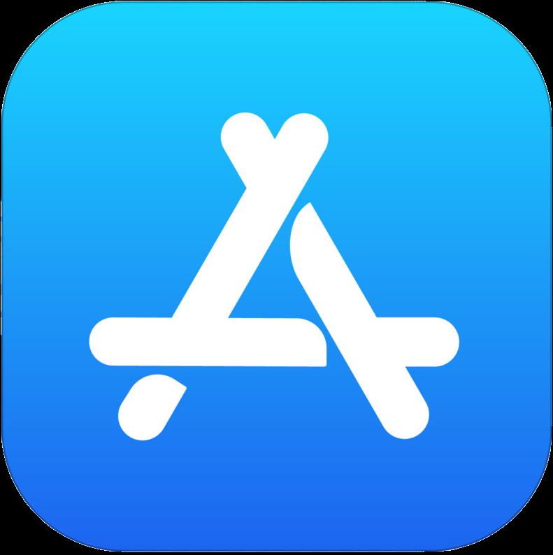 iOS標準「App Store」アプリのアイコン