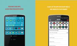 DIESEL – Androidでお気に入りのアプリを通知領域に表示する無料アプリ