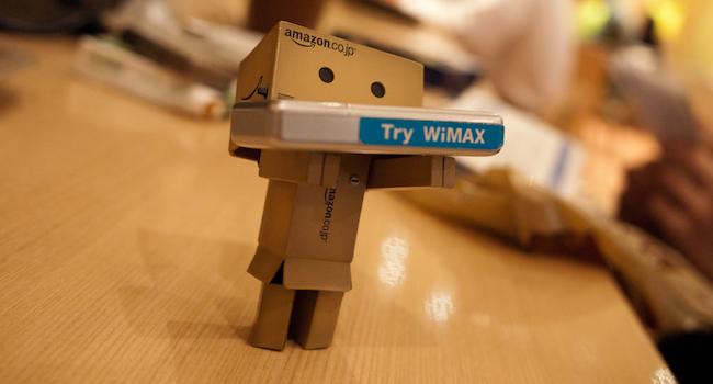 フレッツ光を辞めて、WiMAXへ乗り換えた5つの理由