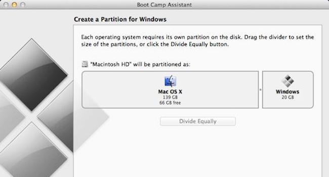 【Mac】Boot Campを解除するため、Windowsパーティションを削除する方法