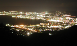 比叡山ドライブウェイ 夢見ヶ丘 – 滋賀で落ち着いて琵琶湖の夜景を楽しめる絶景スポット