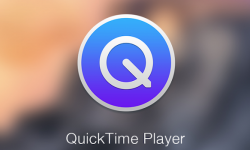 [Mac] QuickTime Playerで動画をループ再生する方法