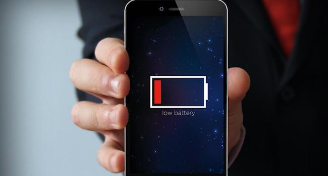 [iPhone & Android] 電池残量がわずかな時 少しでも長持ちさせる7つの工夫