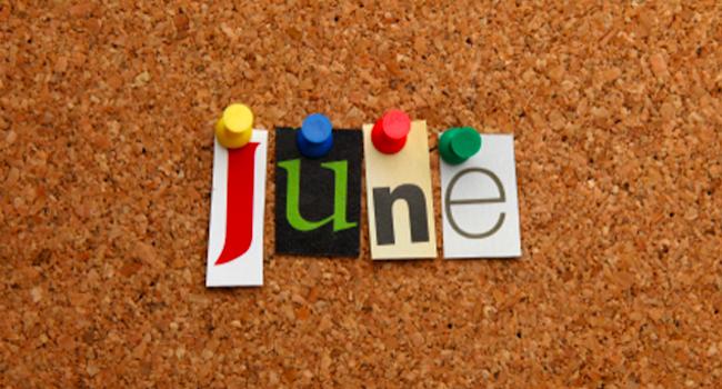 2016年6月のPVと、アクセス数上位5記事を振り返る