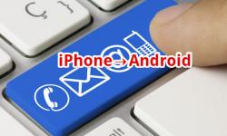 iOSからAndroidへ電話帳を移行する方法! iPhoneの連絡先を新しい機種で引き継ごう