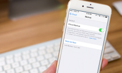 iPhone/iPadをiCloudへバックアップする方法