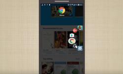 Swiftly Switch – アプリを画面横より起動できる! どこからでも指定アプリを開こう [Android]