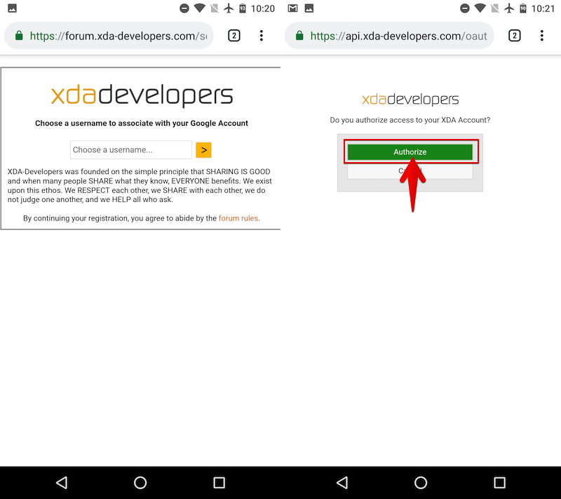 Cygery AdSkipで広告をスキップする手順のキャプチャ3