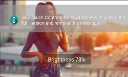 Touch Controls – YouTubeの音量&明るさを画面スライドで調整できるアプリ [Android]