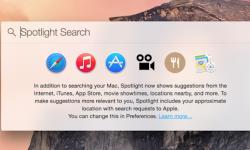 [Mac] Spotlight検索結果で表示されるカテゴリー間の移動を超カンタンにする豆知識