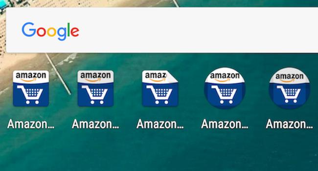 [Android] アプリをマテリアルデザイン風アイコンに変更できる「Materialize」