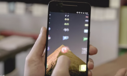 Lens Launcher – android experiments受賞の先進的な次世代ランチャーアプリ