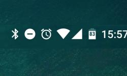 ステータスバーで常に電池残量の割合を数字(%)で表示する方法 [Android 6.0/7.0対応]