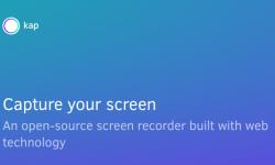 Kap – Macでお手軽に画面を録画撮影! 動画のスクリーンキャプチャでオススメの無料アプリ