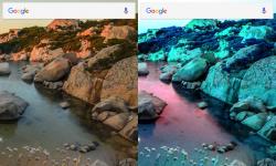 Wallpaper Modder – スマートフォンの壁紙を編集(色調/彩度/明るさ/コントラスト/ぼかし)できる無料アプリ [Android]