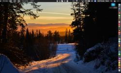 Irvue – Unsplash画像を壁紙に設定! Macのデスクトップ背景を自動で美しい写真へ切り替える