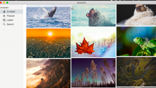 Splashify – 厳選された美しい画像一覧から 壁紙を自分で選んで背景に設定できる無料アプリ