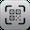 iOS標準QRコードリーダーのアイコン