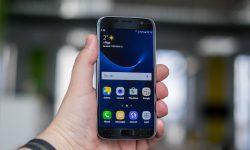 Galaxyスマートフォン「戻る/タスク」左右ボタンを入れ替え通常のAndroid標準配置とする方法