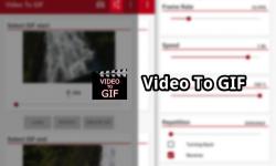 Video To GIF – Androidスマートフォン / タブレットでmp4など動画ファイルをGIFアニメーションへ変換&編集できる無料アプリ