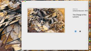 Muzei – Macの壁紙を美しい絵画の芸術作品へ毎日更新するデスクトップ画像管理アプリ