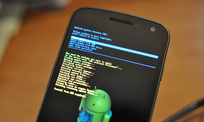 Android] 強制的に再起動する方...