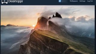 Desktoppr – Dropbox上に壁紙データベースを作成! アプリ不要でMacの背景を自動で切り替えよう