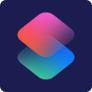 「ショートカット」アプリのアイコン