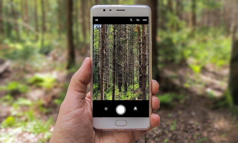 無音 カメラ android